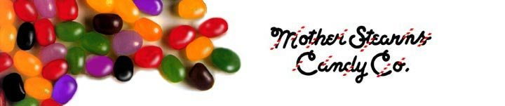 Mother Stearns Candy logo