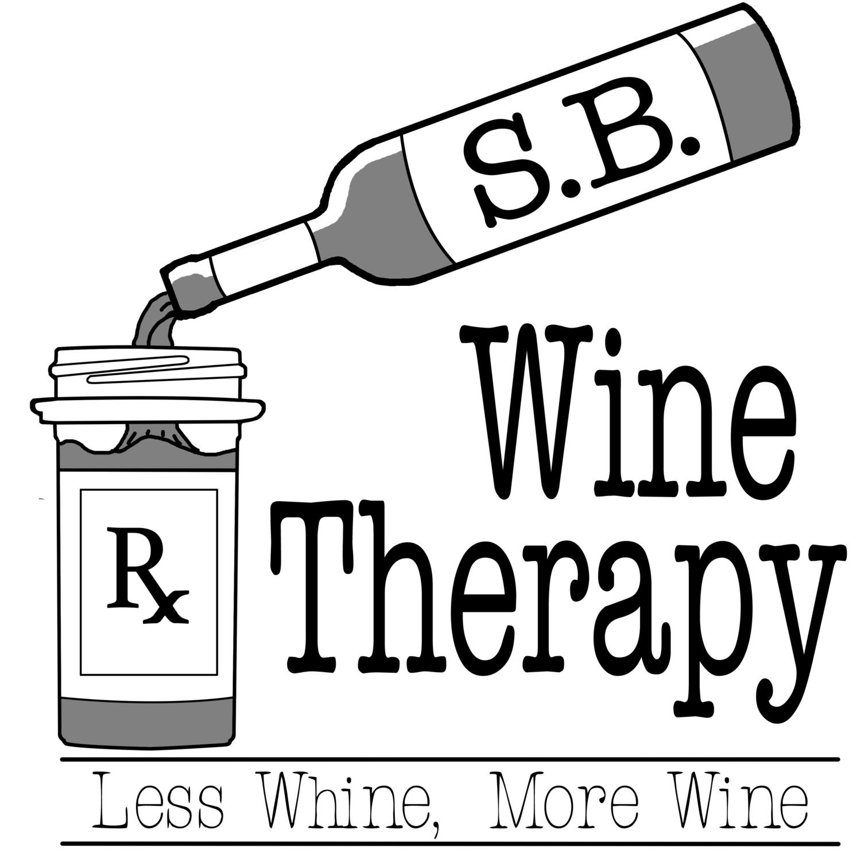 SB Wine Therapy logo